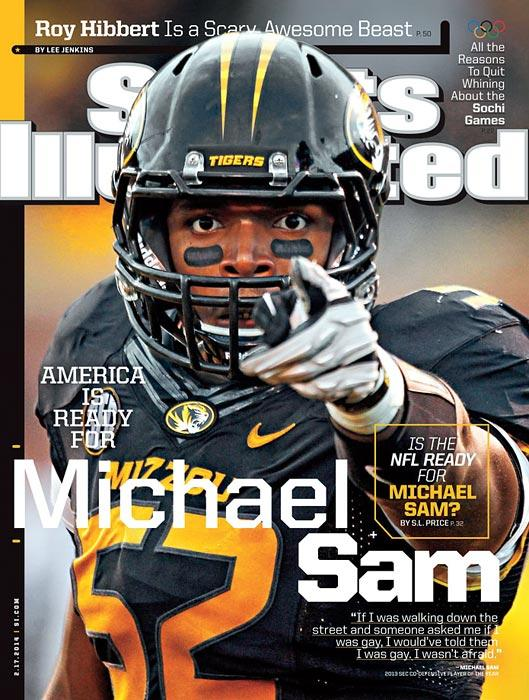 The NFL hasn't seen much of the effects of Michael Sam's young career, but more like him are on the horizon.